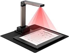 $465 » WZP-Document Camera Scanner for Teachers, Portable Book Scanner Capture Size A3, 18MP HD Professional Photo Scanner for Fi...