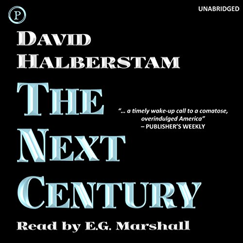 The Next Century audiobook cover art