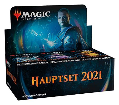 Magic - Core Set 2021 - 1 Display (36 Booster) - Deutsch