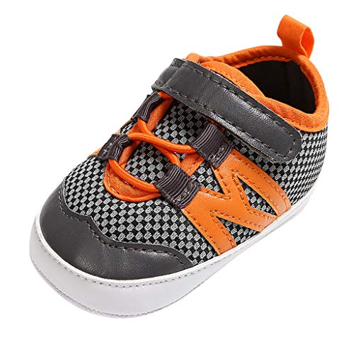 JiaMeng Babyschuhe Kleinkind Neugeborene Mädchen Jungen Cartoon Schuhe First Walkers Schuhe Prinzessin Gelee Partei Absatz-Schuhe Sandalette Stöckelschuhe für Kinder