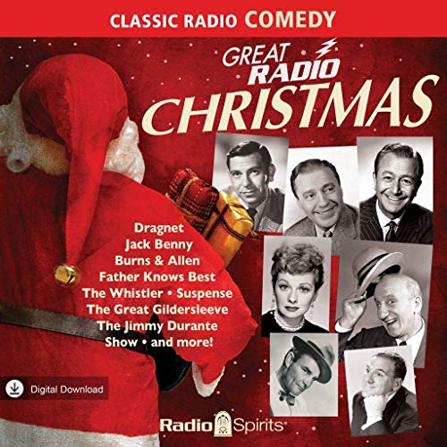 Great Radio Christmas Titelbild