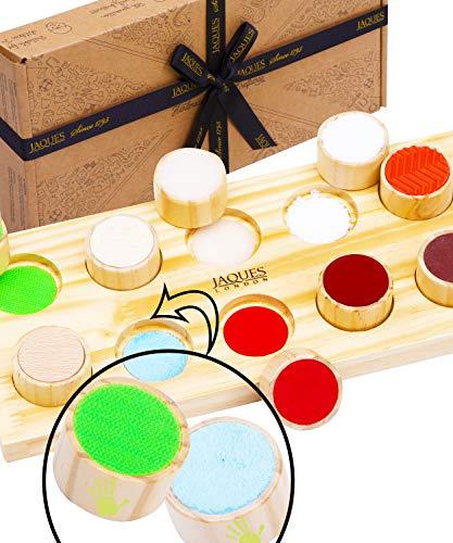 Jaques of London sensorik Spielzeug für Kinder - solide holzspielzeug , Ideal Autism sensorisches Spielzeug und Montessori Spielzeug 2 3 4 5 6 7 Jahre seit 1795