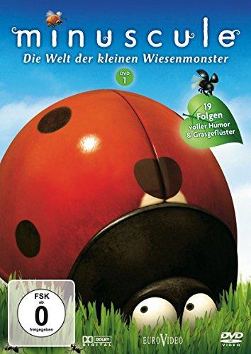 Minuscule, Folgen 01-19 - Die Welt der kleinen Wiesenmonster