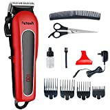 Best Cat Trimmers - Petech Dog Grooming Clippers Rechargeable, Cat Shaver Cordless Review