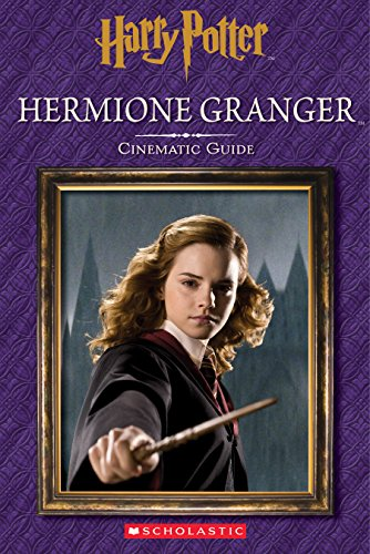 Hermione Granger: Cinematic Guide (Harry Potter) (Harry Potter Cinematic Guide) (English Edition)