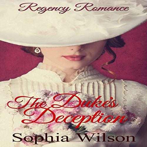 The Duke's Deception audiobook cover art