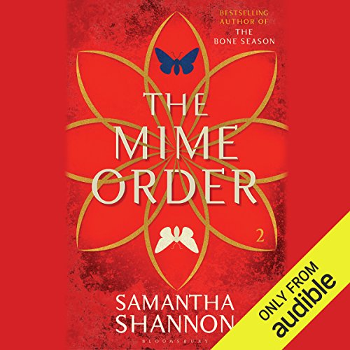 The Mime Order audiobook cover art