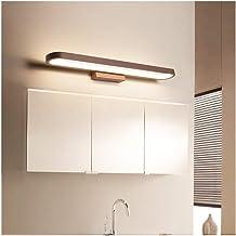 De nieuwe Eenvoudige Energiebesparende 40/60/80/100 / 120cm lange strook LED Spiegel Front Light Nordic Modern Bathroom Va...
