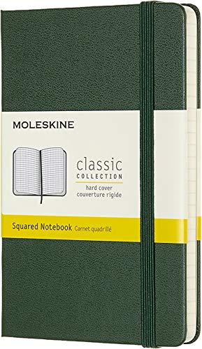 Moleskine - Cuaderno Clásico con Hojas Cuadriculadas, Tapa