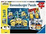Ravensburger Puzzle, Minions, Puzzle 3x49 Piezas, Puzzles para Niños, Edad Recomendada...