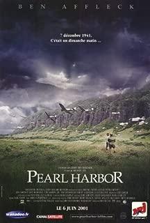 Pearl Harbor Movie Poster (27 x 40 Inches - 69cm x 102cm) (2001) French Style C -(Ben Affleck)(Josh Hartnett)(Kate Beckinsale)(Alec Baldwin)(Cuba Gooding Jr.)(Dan Aykroyd)