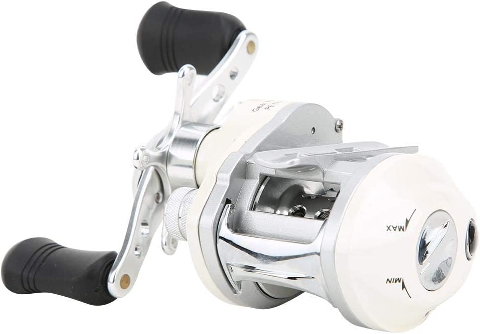 Columbus Mall VGEBY Fishing Wheel 11Axles Casting Reel Force Bra Magnetic Lure Beauty products