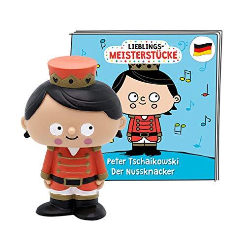 tonies Hörfigur für Toniebox, Lieblings-Meisterstücke – Der Nussknacker, Hörspiel für Kinder ab 5 Jahren, Spielzeit ca. 49 Minuten