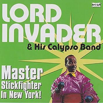Master Stickfighter in New York!