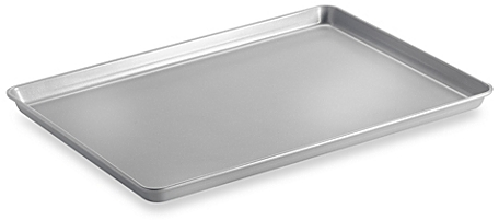 Wilton® Bake More Nonstick Oversized 21-Inch x 15-Inch Jelly Roll Pan - Bed Bath & Beyond