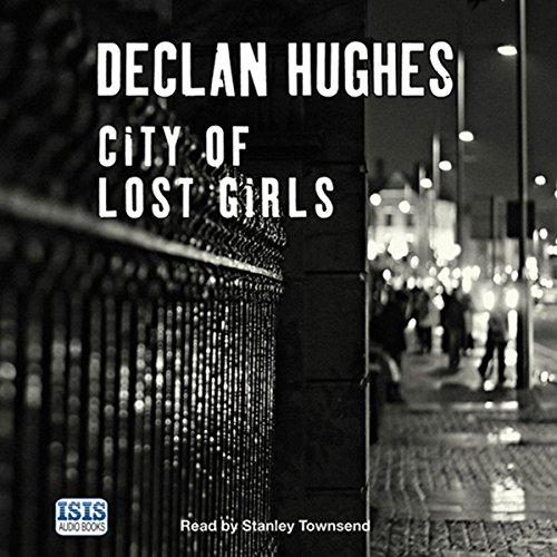 City of Lost Girls audiobook cover art