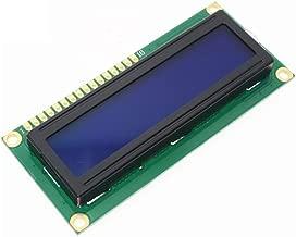 ARCELI IIC/I2C 1602 Serial 5V Blue Backlight LCD Display for Arduino 2560 UNO AVR