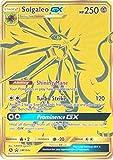 Solgaleo GX - SM104a - Promo - SM Black Star Promos