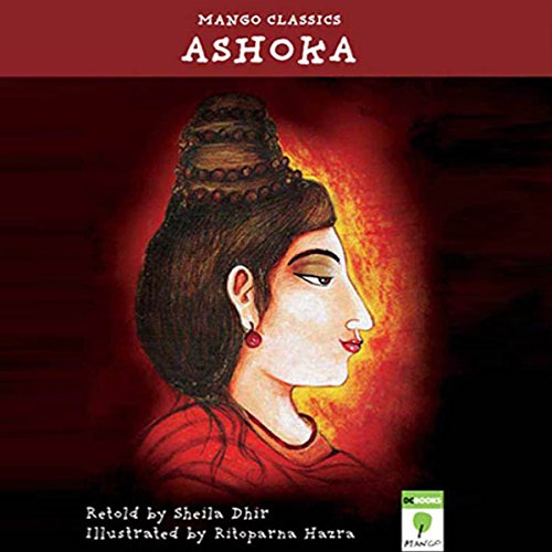 Ashoka audiobook cover art