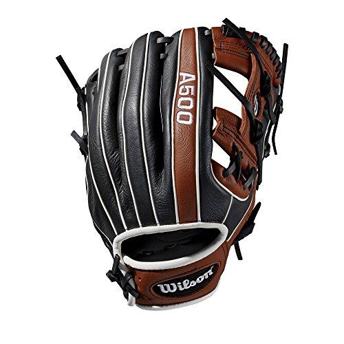 "Wilson A500 11.5"" Baseball Glove - Right Hand Throw"