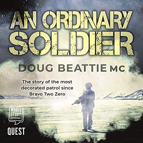 An Ordinary Soldier cover art
