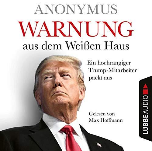 Warnung aus dem Weißen Haus cover art