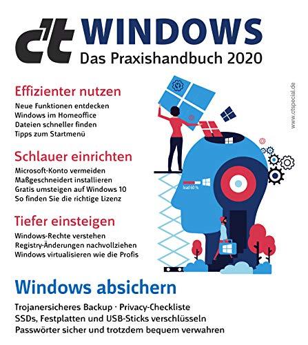 c't Windows: Das Praxishandbuch 2020