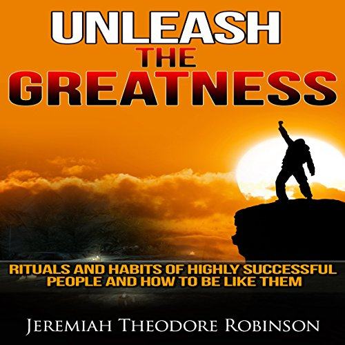 Unleash the Greatness audiobook cover art