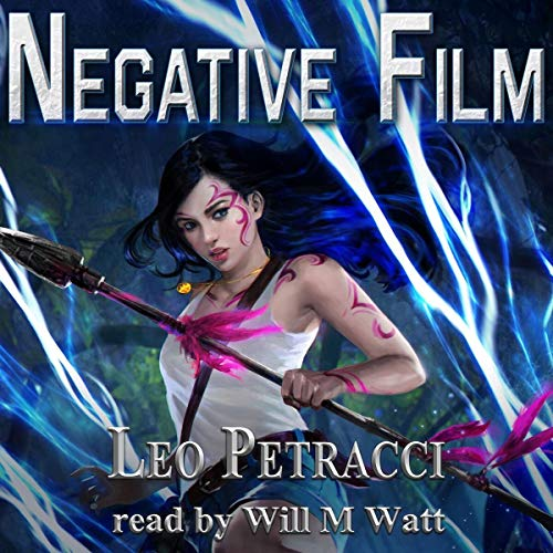 Page de couverture de Negative Film