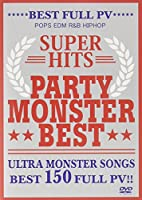 PARTY MONSTER III -BEST CHRISTMAS SONGS & 2017 BEST PARTY HITS- [DVD]