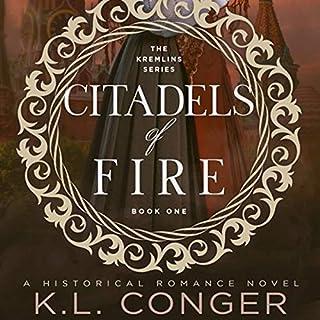 Citadels of Fire audiobook cover art