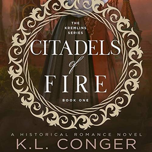 Citadels of Fire audiobook cover art