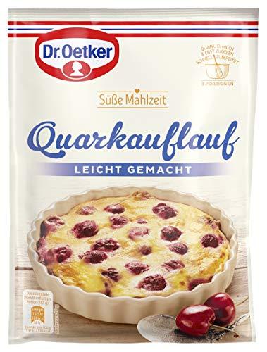Dr. Oetker Süße Mahlzeit Quarkauflauf, 108 g