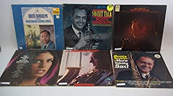 Boots Randolph Lot of 6 Vinyl Record Albums Sweet Talk and more