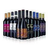 Australian Shiraz Red Wine Mix - 12 Bottles (