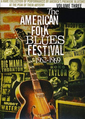 Various Artists - The American Folk Blues Festival, Volume 3 [Limited Edition]