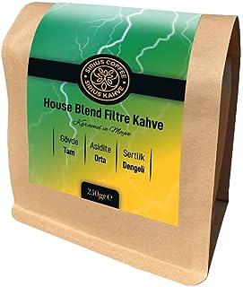 Nish Kahve Sirius House Blend Filtre Kahve 250 gr