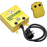 iVAC Pro Switch 240 Volt with Remote for Dust Collectors