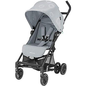 Bébé Confort Mara Poussette canne Ultra Compacte, De la naissance à 4 ans (0-22 kg), Brave Grey (gris)