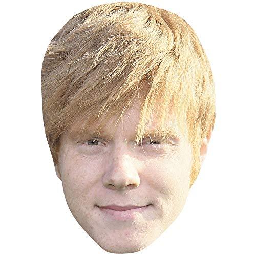Celebrity Cutouts Adam Hicks (Fringe) Maske aus Karton