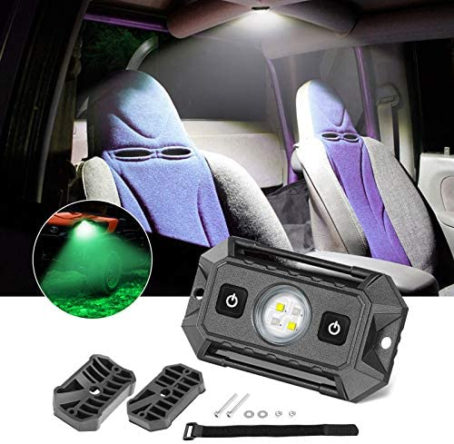 OFFROADTOWN LED Dome Light W Switch Universal LED Light Utility Roll Cage Light Car Interior product image