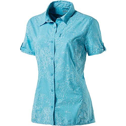 McKINLEY Damen Milson Bluse, AOP/Blue Light, 48