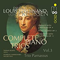 Complete Piano Trios Vol.3
