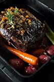 Beef Pot Roast by Double L Ranch Meats | Fully Cooked | 9-10 Lbs.