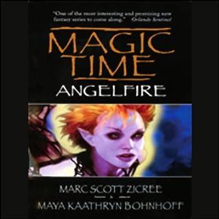 Magic Time audiobook cover art