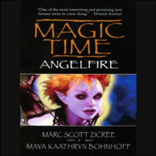 Magic Time audiobook cover art