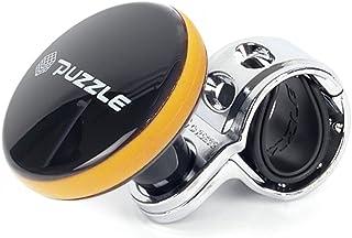 AUTO CAR WINNER Puzzle Vehicle Steering Knob (Orange)