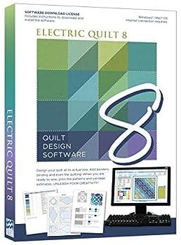 Electric Quilt 8  EQ8  Quilt Design Software