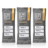 LMNT Electrolyte Drink Mix | Hydration Powder | Keto & Paleo | No Sugar, No Artificial Ingredients | Orange Salt | 30 Stick Packs