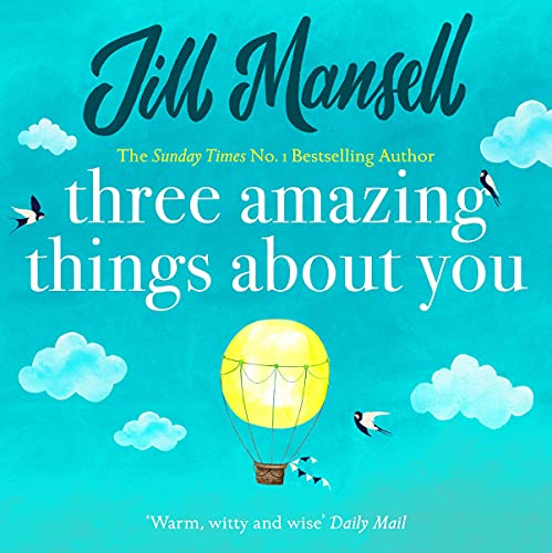 Three Amazing Things About You Titelbild